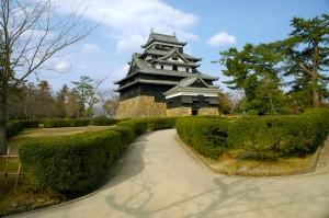 Matsue-jo, le château