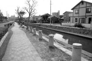 quartier résidentiel, Matsue