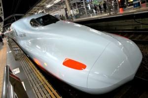 le Shinkansen Sakura