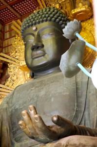 Daibutsu, le Grand Buddha, Todai-ji, Nara
