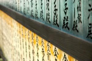 devant le Kofuku-ji, Nara