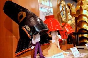 casques de samourais, Osaka-jo